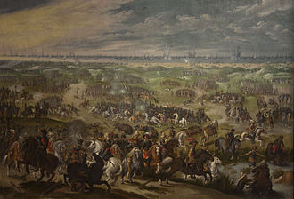Battle of Nieuwpoort - Battle of Nieuwpoort by Sebastian Vrancx.