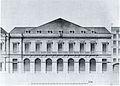 Seconde Salle du Palais-Royal - elevation - c1770 - CC Mead 1991 p45.jpg