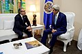 Secretary Kerry Meets With OAS Secretary General Almagro Before Attending the Plenary Session of the Annual OAS General Assembly in Santo Domingo (27059269703).jpg