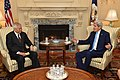 Secretary Kerry Meets With Philippines Secretary of Foreign Relations Albert F. Del Rosario (23729106123).jpg