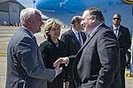 Secretary Pompeo Arrives in Brussels (47050794604).jpg
