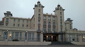 Mercosur - Headquarters of MERCOSUR, Montevideo, Uruguay.