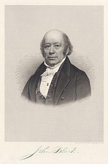 John Black (U.S. senator) American politician