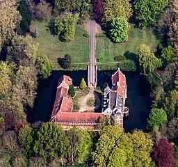 Senden, Schloss Senden -- 2014 -- 7329 -- Ausschnitt