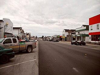 Senneterre, Quebec - Image: Senneterre