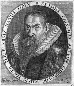 Seth Calvisius