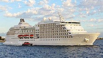 Regent Seven Seas Cruises - Image: Seven Seas Navigator, Fremantle, 2018 (06)
