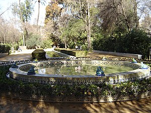 Maria Luisa Park - Fuente de las Ranas (Fountain of the frogs)
