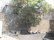 Sewree fort exterior