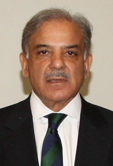 Shahbaz Sharif (cropped)