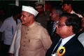 Shankar Dayal Sharma and Ashes Prasad Mitra - Dedication Ceremony - CRTL and NCSM HQ - Salt Lake City - Calcutta 1993-03-13 11.tif