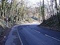Sharp bend, Rivermead Way, Rogerstone - geograph.org.uk - 1727298.jpg
