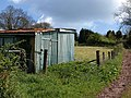 Shed by the bridleway - geograph.org.uk - 788250.jpg