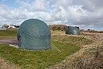 Shelters, HAWK missile launchers, Stevnfort Cold War Museum, Denmark, 2015-04-01-4833.jpg