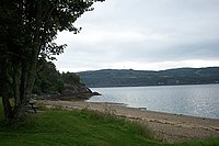 Shepherd's Point on Loch Long - geograph.org.uk - 547968.jpg