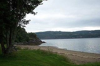 Ardentinny Human settlement in Scotland