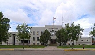 Sheridan County, Montana - Image: Sheridan county courthouse
