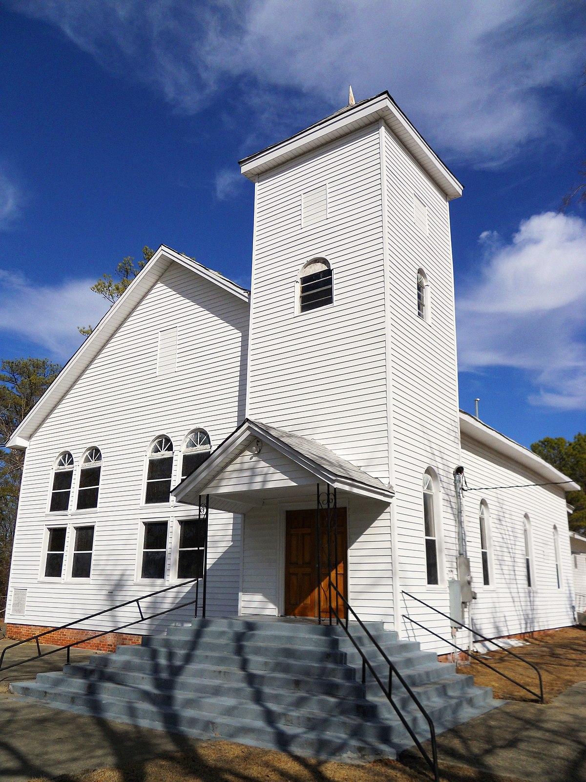 Shiloh Baptist Church Food Pantry