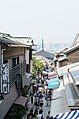 Shopping Street on Enoshima Island 20130809.jpg