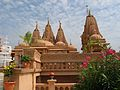 Shri Swami Narayan Temple Tithal.JPG