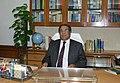 Shri T.K. Viswanathan after assuming the Office of the Secretary-General of Lok Sabha and Lok Sabha Secretariat, at Parliament House, in New Delhi on October 01, 2010.jpg