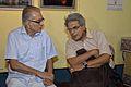 Shyamal Kumar Sen and Nrisingha Prasad Bhaduri - Kolkata 2015-06-22 2928.JPG