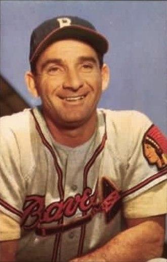 Sid Gordon - Image: Sid Gordon 1953