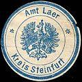 Siegelmarke Amt Laer - Kreis Steinfurt W0219855.jpg