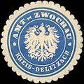 Siegelmarke Amt Zwochau Kreis Delitzsch W0310843.jpg