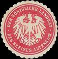 Siegelmarke Der K. Landrat des Kreises Altena-Westfalen W0391053.jpg
