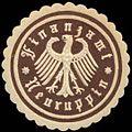 Siegelmarke Finanzamt Neuruppin W0290134.jpg