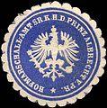 Siegelmarke Hofmarschall - Amt Seiner Königlichen Hoheit des Prinz Albrecht von Preussen W0204536.jpg