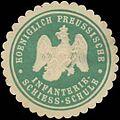 Siegelmarke K.Pr. Infanterie Schiess-Schule W0370732.jpg