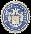 Siegelmarke Magistrat zu Liegnitz-Schlesien W0349326.jpg