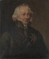 Portrait of Georg Jacob Bull