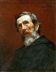 Portrait of Aleksander Stankiewicz.