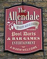 Sign for the Allendale Inn - geograph.org.uk - 714631.jpg
