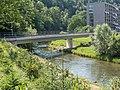 Sihlbrücke Leimbach Eisenbahnbrücke über die Sihl, Stadt Zürich (Kreis 2) ZH 20180714-jag9889.jpg