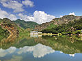 Sijung Lagoon, DPRK (14549936715).jpg