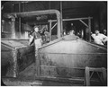 Silver Reduction Tanks in the Refinery - NARA - 296554.tif