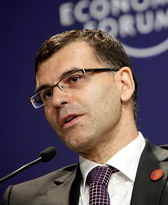 Simeon Djankov - Simeon Djankov at World Economic Forum, Tianjin, China, September 13, 2010