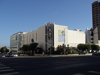 Sinai Temple (Los Angeles) - Image: Sinai Temple, Westwood, Los Angeles