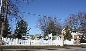 Rosendale, Wisconsin - Sisson's Peony Gardens