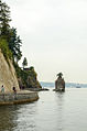 Siwash Rock and the Seawall at Stanley Park.jpg