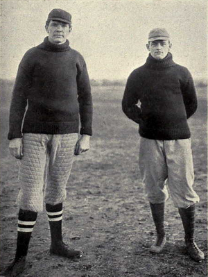 Skel Roach - Roach (left) in 1903