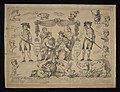 Sketch of Politicks in Europe 24th January 1786, Birth Day of the King of Prussia - Toasts upon the occasion.jpg