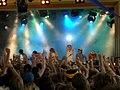 Slagsmålsklubben på Arvikafestivalen 2005.JPG