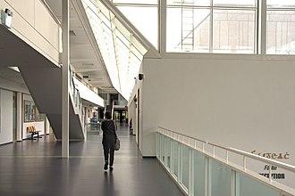 """Institute of Technology, Sligo - IT Sligo's """"Main Concourse"""""""