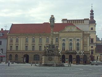 Trnava - Square of the Holy Trinity