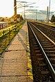 Smizany - train station, Slovakia 03.jpg